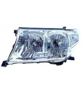 Farois / Opticas com regulacao electrica para TOYOTA LAND CRUISER (FJ200) (07-08)