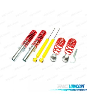 KIT SUSPENSAO REGULAVEL COILOVER AUDI A1 8X 2010 -