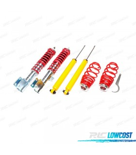 KIT SUSPENSAO REGULAVEL COILOVER CITROEN C4 2004 - 2010