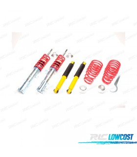 KIT SUSPENSAO REGULAVEL COILOVER FORD KA 12/2008 -