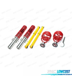 KIT SUSPENSAO REGULAVEL COILOVER FORD GALAXY 1995 - 2010