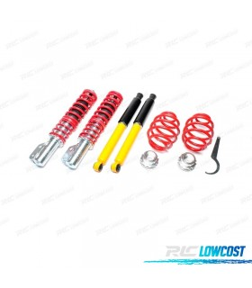 KIT SUSPENSAO REGULAVEL COILOVER OPEL CORSA 10/1982 - 07/1995