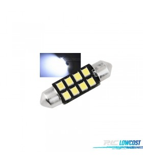 LAMPADA LED MATRICULA / INTERIOR