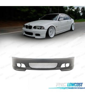 PARA-CHOQUES FRONTAL E46 PACK M FASE2 COUPE/CABRIO