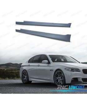 TALONERAS LATERALES LOOK M5 PARA BMW SERIE 5 F10 10-17