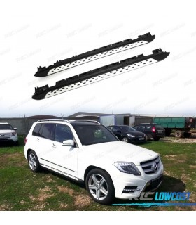 ESTRIBOS LATERAIS MERCEDES GLK X204 / 08+