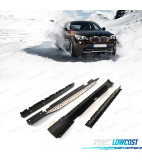 ESTRIBOS LATERAIS PACK M / BMW X1 E84 / 09+