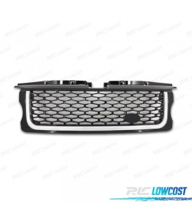 GRELHA FRONTAL PIANO BLACK EDITION / RANGE ROVER SPORT / 05-09