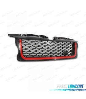 PARRILLA RANGE ROVER SPORT (05-09) BLACK RED EDITION