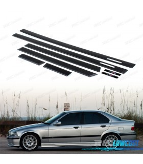 KIT / CONJUNTO FRISOS LATERAIS M / BMW E36 / SEDAN TOURING