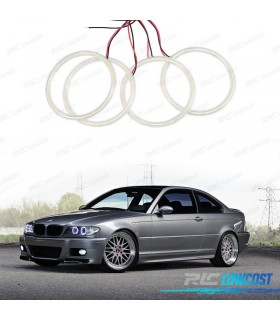 KIT AROS ANGEL EYES CCFL / BMW E46 COUPE CABRIO / 03-06