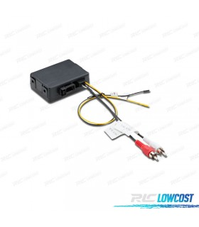 DECODIFICADOR PARA FIBRA OPTICA MERCEDES E, S, SL, CLS, SLK, CL