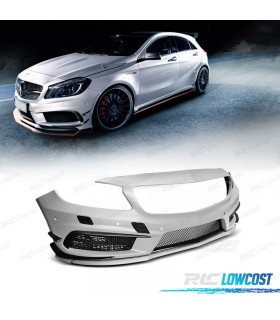 PARACHOQUES FRONTAL MERCEDES CLASSE A W176 12- PDC/SRA LOOK AMG