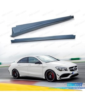 TALONERAS LATERALES MERCEDES CLA W117 AMG STYLE