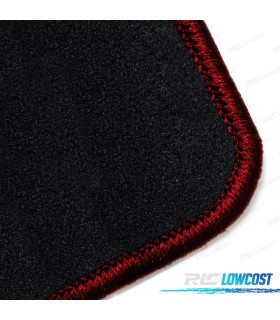 ALFOMBRILLAS VELOUR AUDI A1 10-15