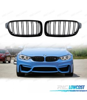 GRELHAS FRONTAIS BMW SERIE 3 F30 11- LOOK M3