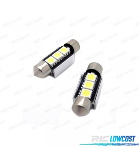 LÂMPADA LED CANBUS FESTOON / C5W 36MM
