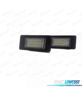 LUZ DE MATRICULA LED BMW SERIE 5 E39 (1996-2003)