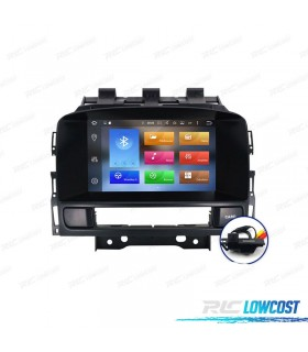 Radio Navegador 7' Android 8,0 para Opel Vauxhall, Holden, Astra J (2010 – 2013)