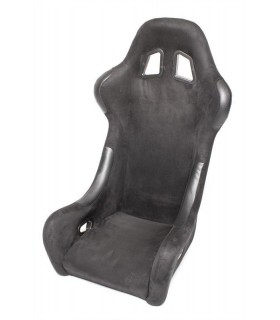 BAQUET / BACKET DESPORTIVA REPLICA ( TIPO SPARCO ) PRETA