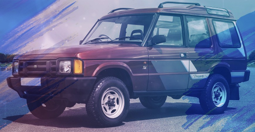 DISCOVERY 200 (89-94)
