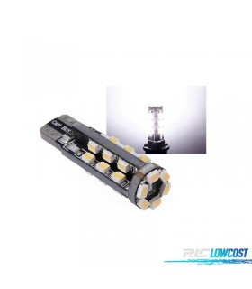 LAMPADA LED T10 MINIMOS CAN - BUS 30 SMD