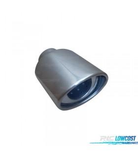 PONTEIRA DE ESCAPE EM INOX / 114X88mm