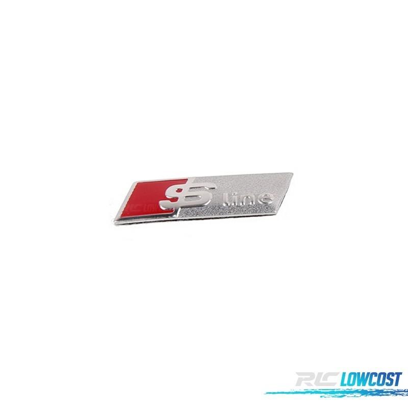 SIMBOLO / EMBLEMA S - LINE / VOLANTE AUTOCOLANTE