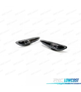 PISCAS LATERAIS FUNDO PRETO PARA BMW E46 LIMO 01-05, E60 03-07, X3 03-10