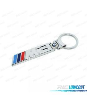 PORTA - CHAVES / BMW SERIE 3 M3 / METAL CROMADO