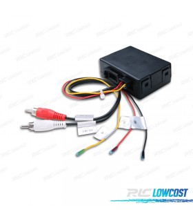 DESCODIFICADOR PARA FIBRA OPTICA MERCEDES ML, E, CLS, SLK