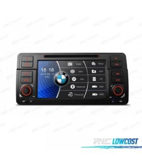 "AUTO RADIO 2DIN 7"" BMW SERIE 3 E46 98-06 USB GPS TACTIL HD"