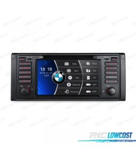 "RADIO NAVEGADOR 7"" BMW SERIE 5 E39 95-03 USB GPS TACTIL HD*NUEVO*"