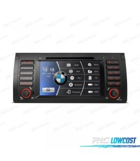 "AUTO RADIO 2DIN 7"" BMW X5 E53 99-06 SERIE 5 E39 95-03 USB GPS TACTIL HD"