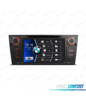 "AUTO RADIO 2DIN 7"" BMW SERIE 3 E90/91/92/93 05-10 USB GPS TACTIL HD"