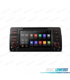 "AUTO RADIO 2DIN ANDROID 5.1 7"" BMW SERIE 3 E46 98-06 USB GPS TACTIL HD"