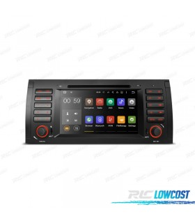 """AUTO RADIO 2DIN ANDROID 5.1 7"""" BMW X5 E53 99-06 USB GPS TACTIL HD"""