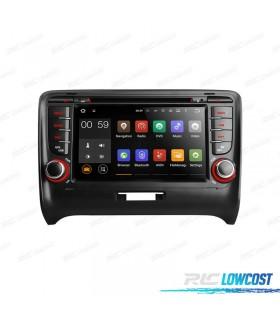 "AUTO RADIO 2DIN ANDROID 5.1 7"" AUDI TT MK1 98-05 USB GPS TACTIL HD"