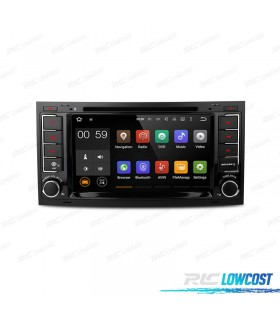 "AUTO RADIO 2DIN 7"" VOLKSWAGEN TOUAREG / T5 04-11 USB GPS TACTIL HD"