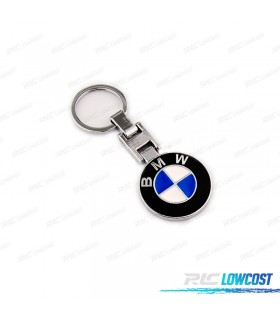 PORTA - CHAVES REDONDO / BMW / METAL CROMADO*REVISADO*