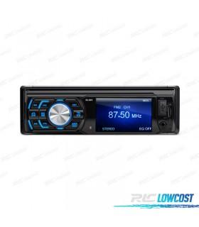 RADIO 1DIN CON PANTALLA DE 3 PULGADAS HD USB SD*NUEVO*