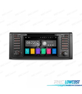 "AUTO RADIO 2DIN ANDROID 7.1 7"" BMW SERIE 5 E39 97-03 USB GPS TACTIL HD"