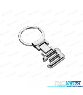 CHAVEIRO BMW SERIE 3 METAL*REVISADO*