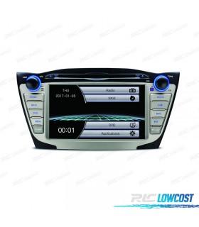 "RADIO NAVEGADOR 7"" HYUNDAI IX35 / TUCSON 09-15 USB GPS TACTIL HD"