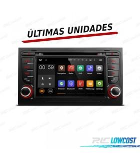 "AUTO RADIO 2DIN ANDROID 5.1 7"" AUDI A4 B6 B7 01-07 USB GPS TACTIL HD"