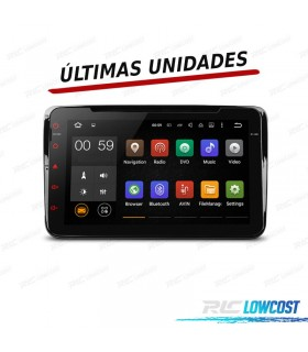 "AUTO RADIO 2DIN ANDROID 5.1 8"" SEAT / SKODA / VOLKSWAGEN USB GPS TACTIL HD"