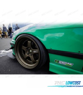 KIT ABAS BMW E36 COUPÉ PARA DRIFT +50MM (90-99)