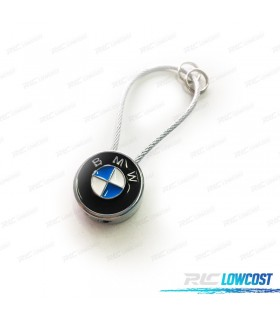PORTA - CHAVES / BMW M / METAL CROMADO*REVISADO*