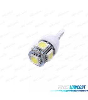 LÂMPADA LED W5W / T10 ECONÓMICA