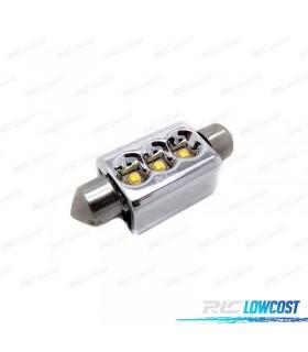 LÂMPADA CANBUS LED H-POWER C5W / FESTOON 39 MM